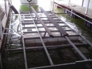 Boat Lift - Blake's Econo Lift